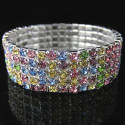 Náramok Bangle - Multi