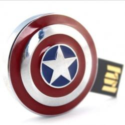 Štít Captain Amerika 32GB USB